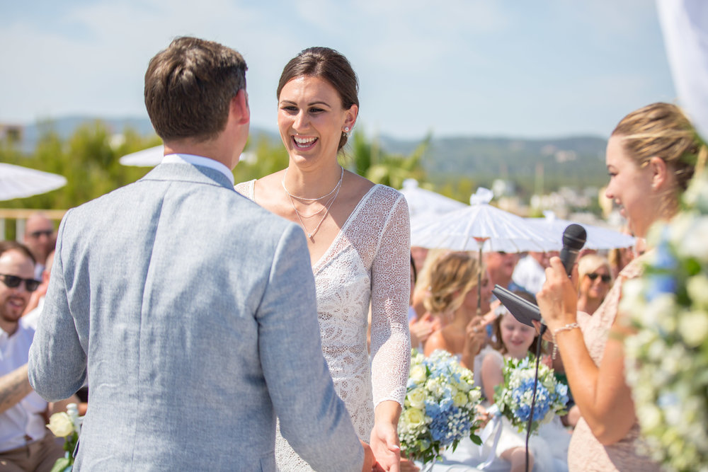 Funny and lighthearted readings for your wedding ceremony -