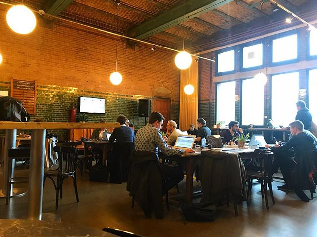 Big thanks to @meetberlage for fostering a warm and collaborative work environment. ☕️