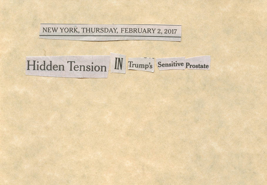 Feb. 2, 2017 Hidden Tensions in Trump's Sensitive ProstateSMALLFILE.jpg
