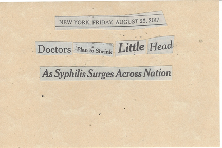 August 25, 2017 Doctors Plan to Shrink Head as Syphilis Surges Across Nation SMFL.jpg