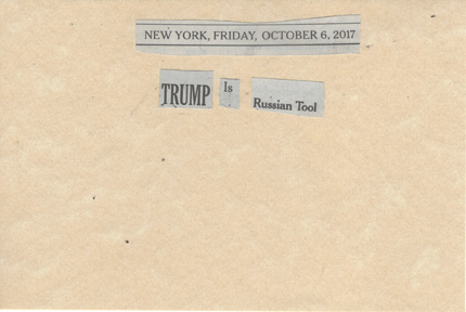 October 6, 2017 Trump Is Russian Tool SMFL.jpg