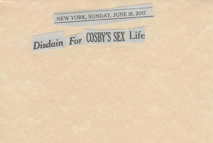 June 18, 2017 Disdain for Cosby's Sex Life SMFL.jpg