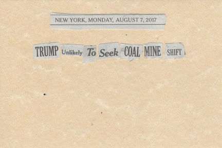August 7, 2017, Trump Unlikely to Seek Coal Mine Shift SMFL.jpg