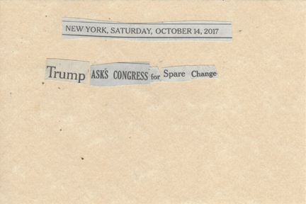 October 14, 2017 Trump Asks Congress for Spare Change SMFL.jpg