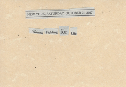 October 21, 2017 Women Fighting for Life SMFL.jpg