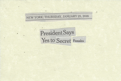 January 25, 2018 President Says Yes to Secret Females SMFL.jpg