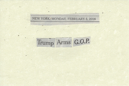 February 5, 2018 Trump Arms G.O.P. SMFLjpg