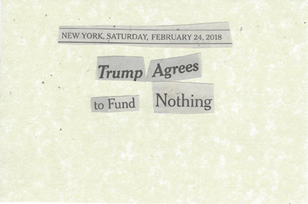 February 24, 2018 Trump Agrees to Fund Nothing SMFL.jpg