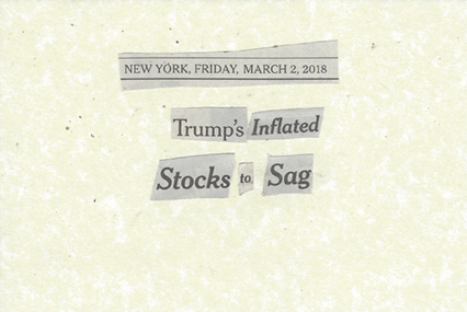 March 2, 2018 Trump's Inflated Stocks to Sag SMFL.jpg