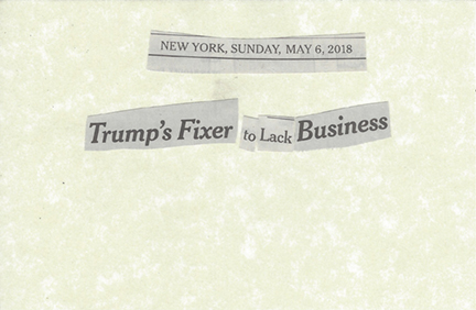 May 6, 2018 Trump's Fixer to Lack Business SMFL.jpg