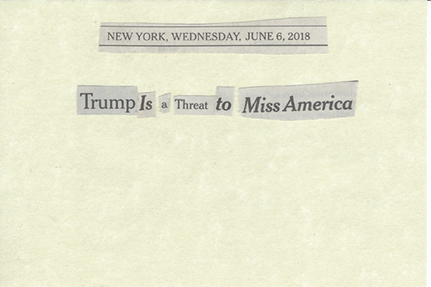 June 6, 2018 Trump is a threat to Miss America  SMFL.jpg