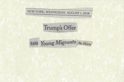 August 1, 2018 Trumps Offer Hand Young Immigrants No Shirts SMFL.jpg