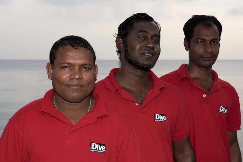 Boat Crew - Sun Dhoni