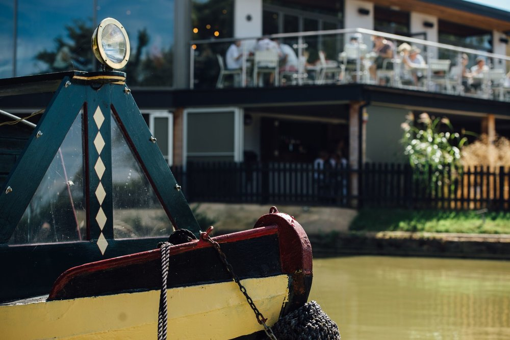 The Navigation Exterior w: Canal Boat.jpg
