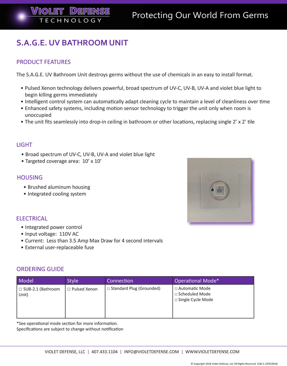 Violet Defense - SAGE UV Gen 2 Bath Unit Specs-1.jpg