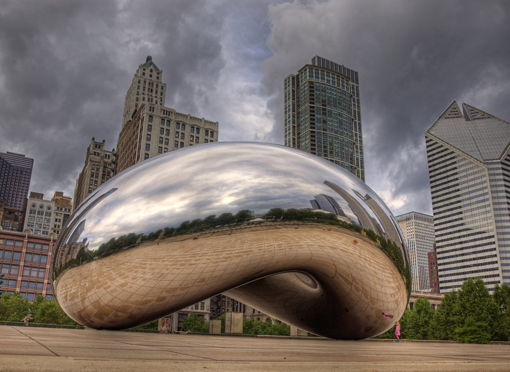 - 3. The Chicago Bean