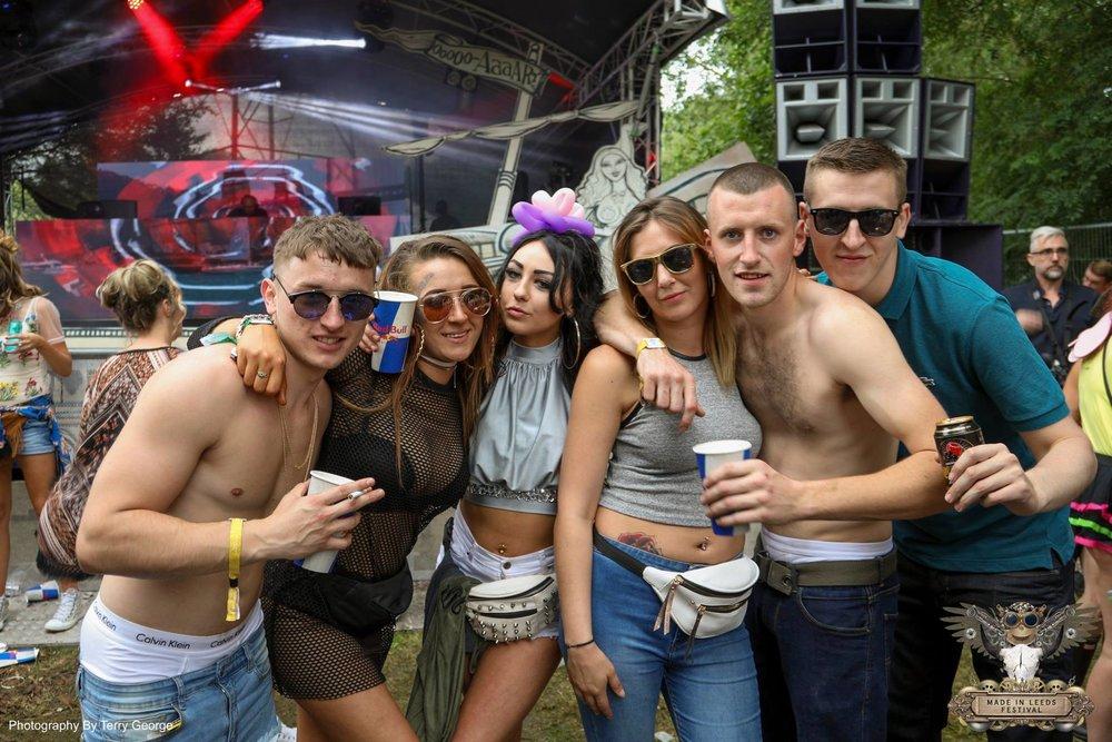 milf en festival