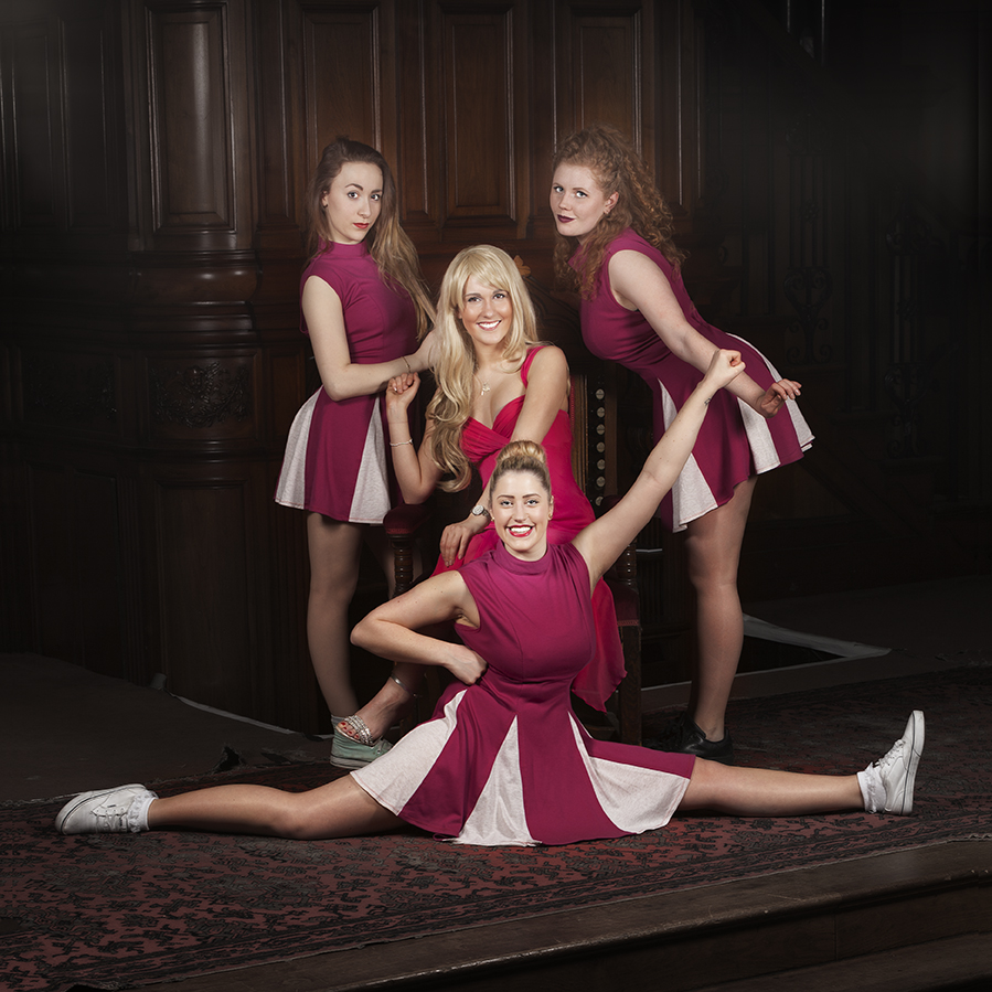 For 'Legally Blonde'
