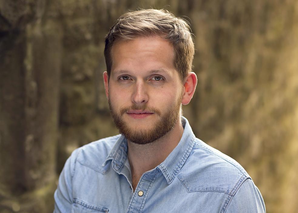 Daniel Shand - Author