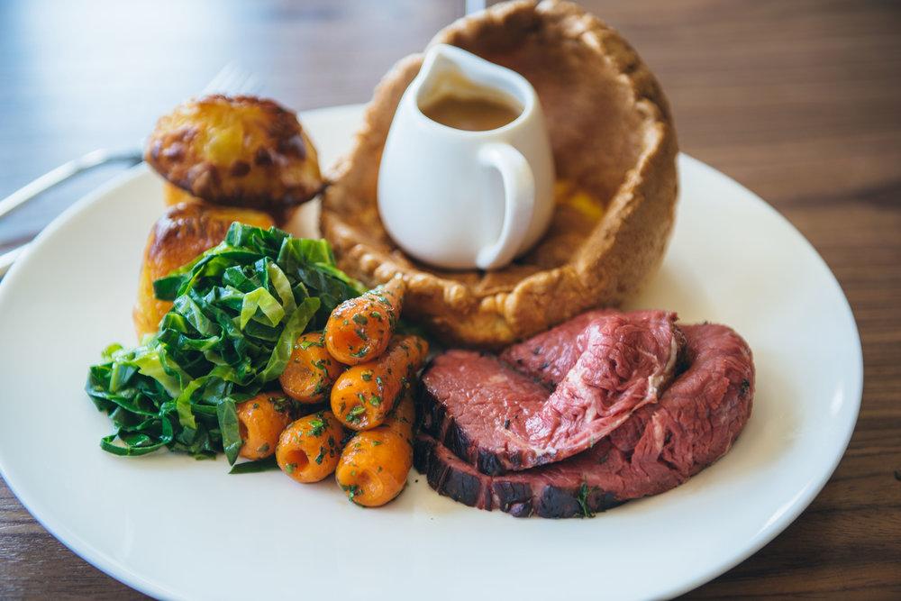 Dedham Vale roast beef
