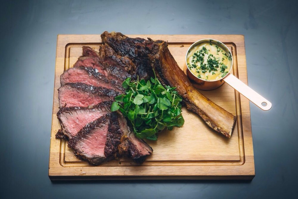Tomahawk Steak (for 2)