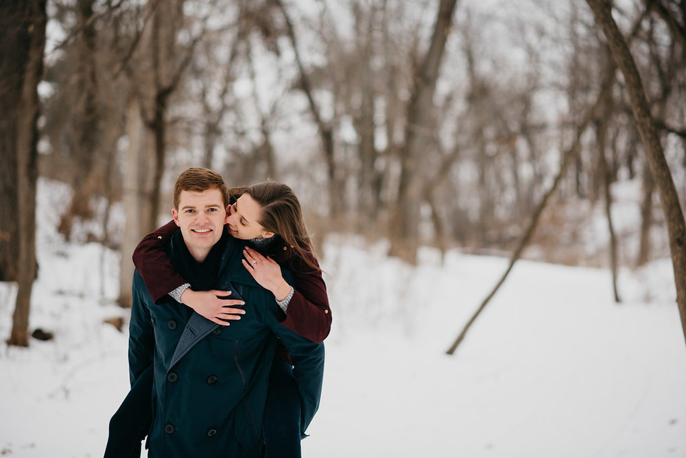 Theodore Wirth Engagement Photos