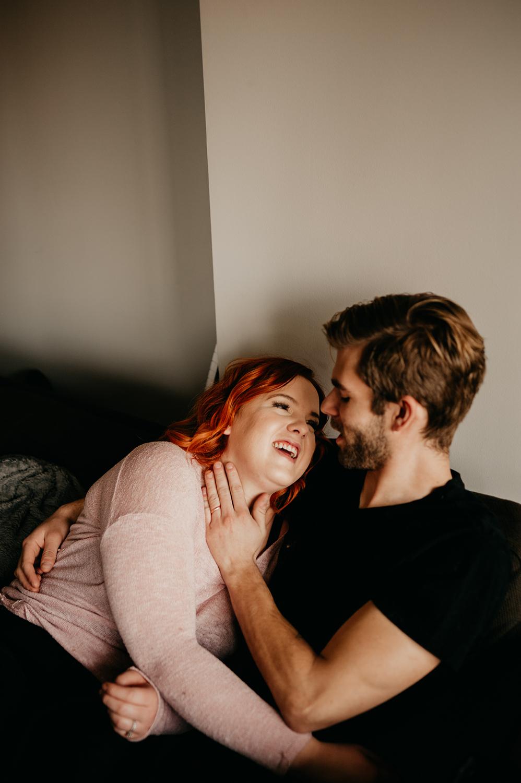 Intimate Engagement Photos