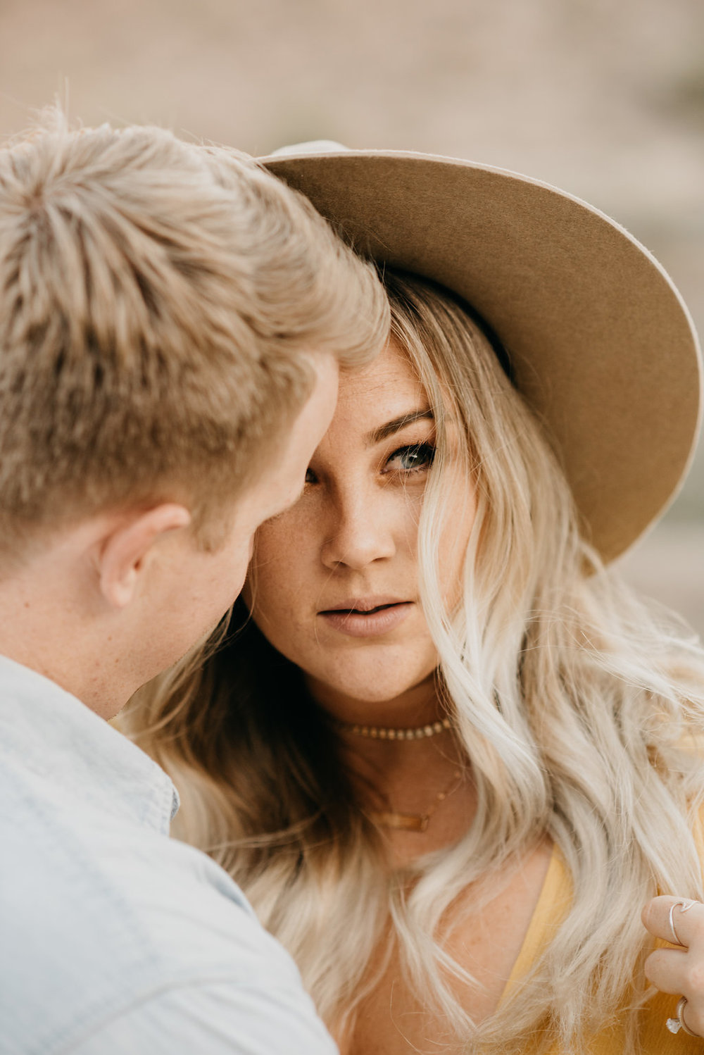 Arizona Engagement / Desert Engagement / Arizona Adventure / Adventure Engagement Session / Outdoor Adventure / Arizona Wedding Photographer / Outdoor Engagement