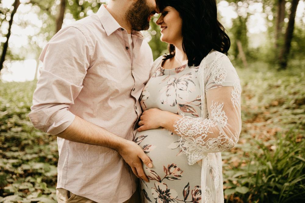 Minneapolis Newborn and Maternity Photographer
