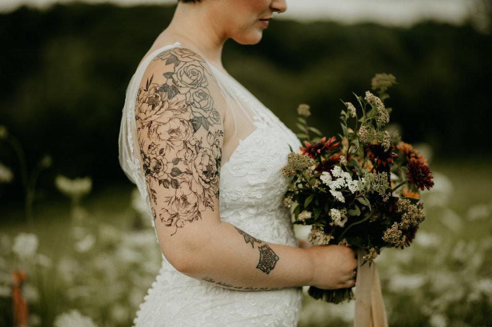 MN Adventurous Wedding Photographer