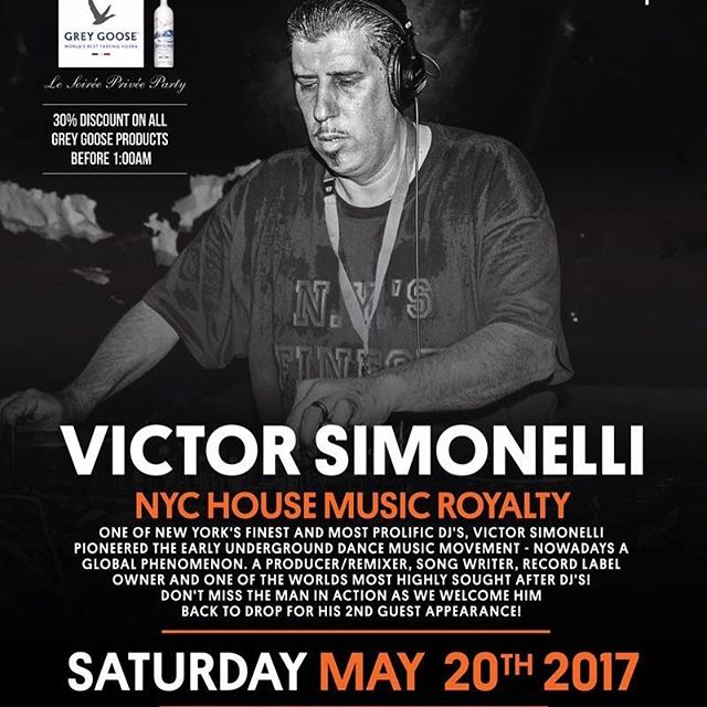 This Saturday 20th May we welcome back the legendary @victor_simonelli to drop! #nightclub #housemusicallnightlong #hk #hkigers #housemusic #hklife #dj #djlife #djs #producer #remixer #housemusiclovers #quality