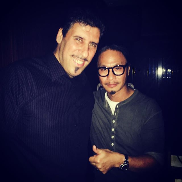 Victor Simonelli in the house with Joel Lai! Epic night! @victor_simonelli #dj #djlife #housemusicallnightlong #producer #nightout #nightclub #housemusiclovers #remixer #quality #hk #hkig #hkigers #legend #hkparty