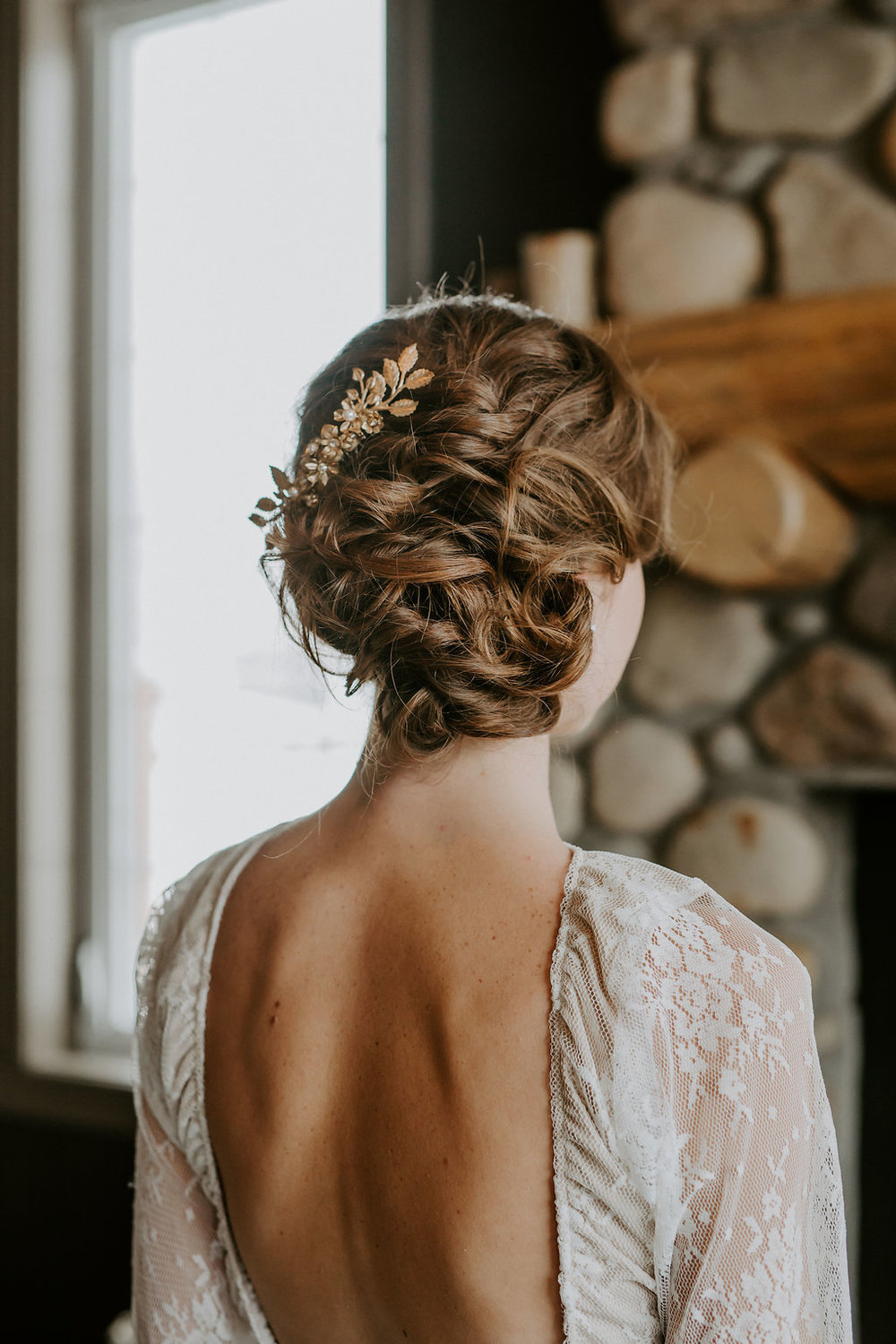 Hair & Makeup: Robin H ~ Photo: Grey Lily Photography