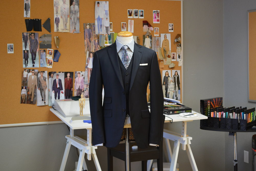 Build a Better Suit - We built our business with one focus: Tailor a custom suit with the hallmarks of traditional bespoke but at a price point comparable to entry-level luxury ready-to- wear.