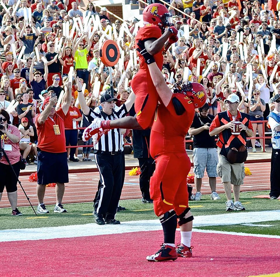 Photo courtesy of FerrisStateBulldogs.com