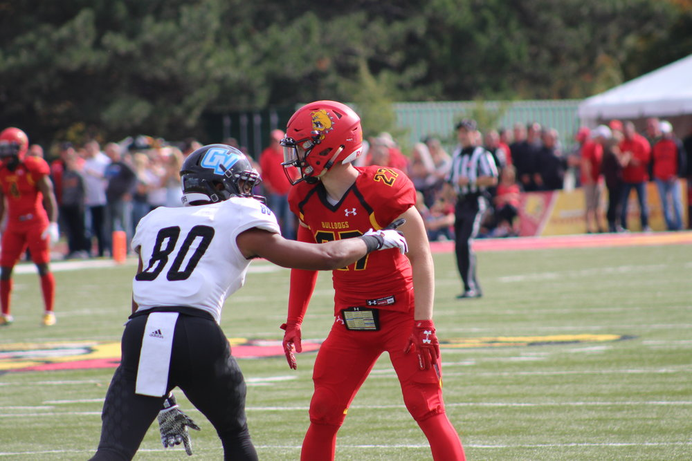 Ferris State 28 Grand Valley 27 Photo Gallery From Oct 21 2017
