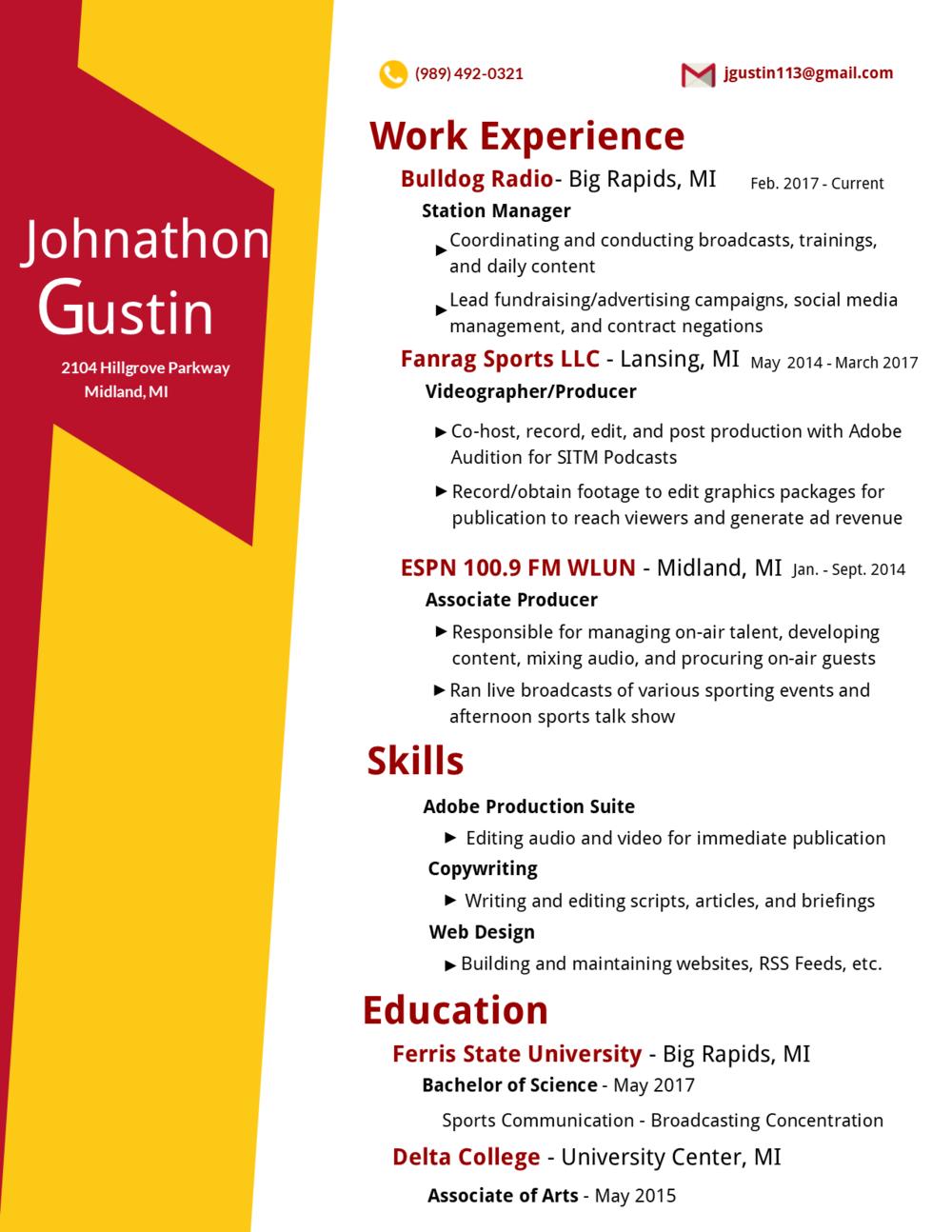 John Gustin resume.png