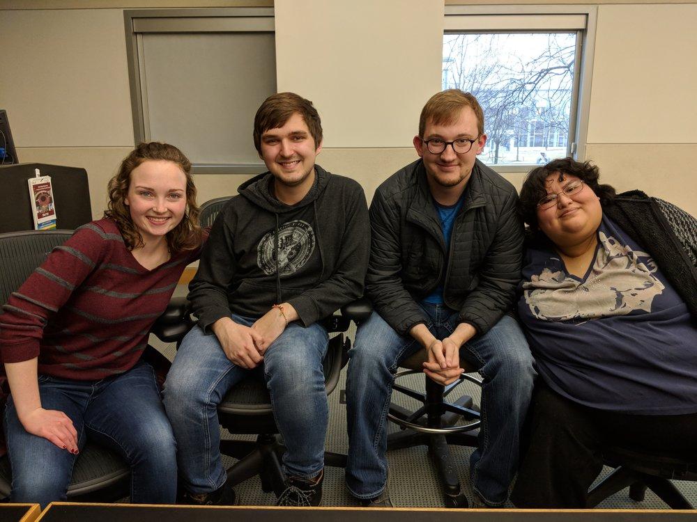 BD Radio Players April 2018