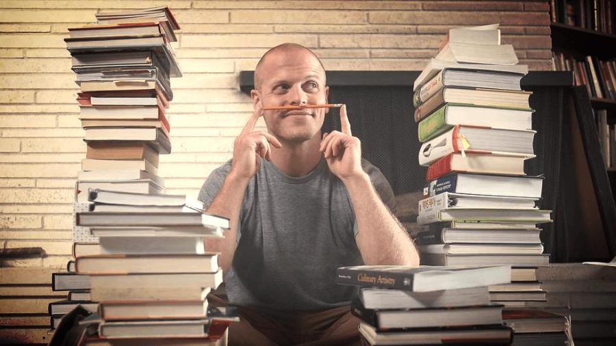 Tim Ferriss books