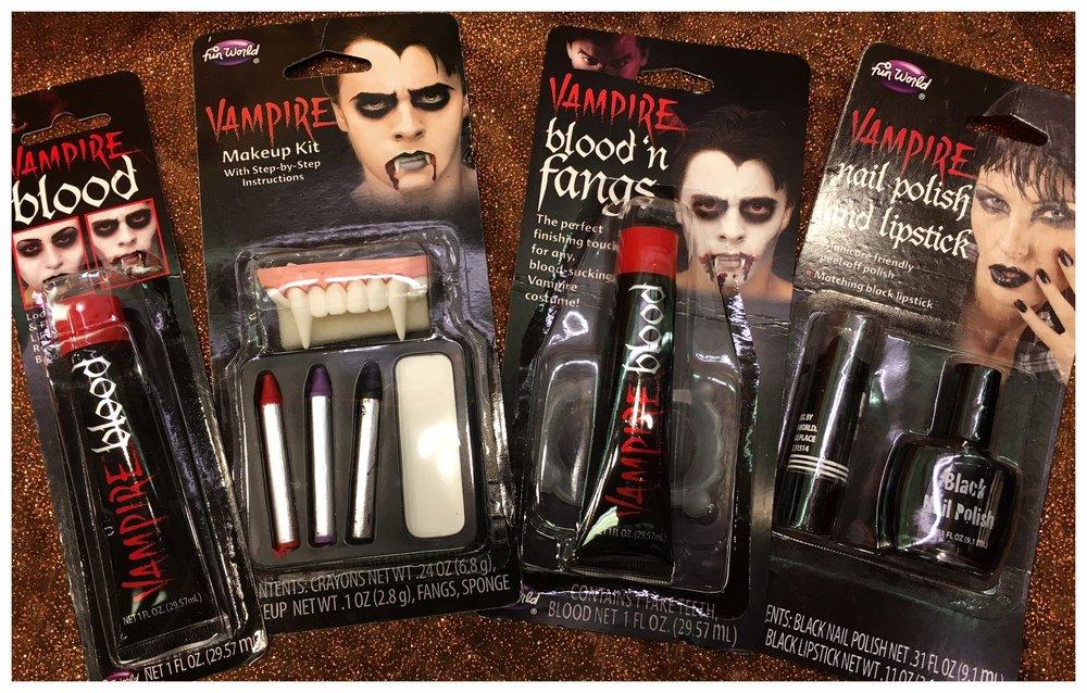 Halloween 2017 vampire makeup.JPG