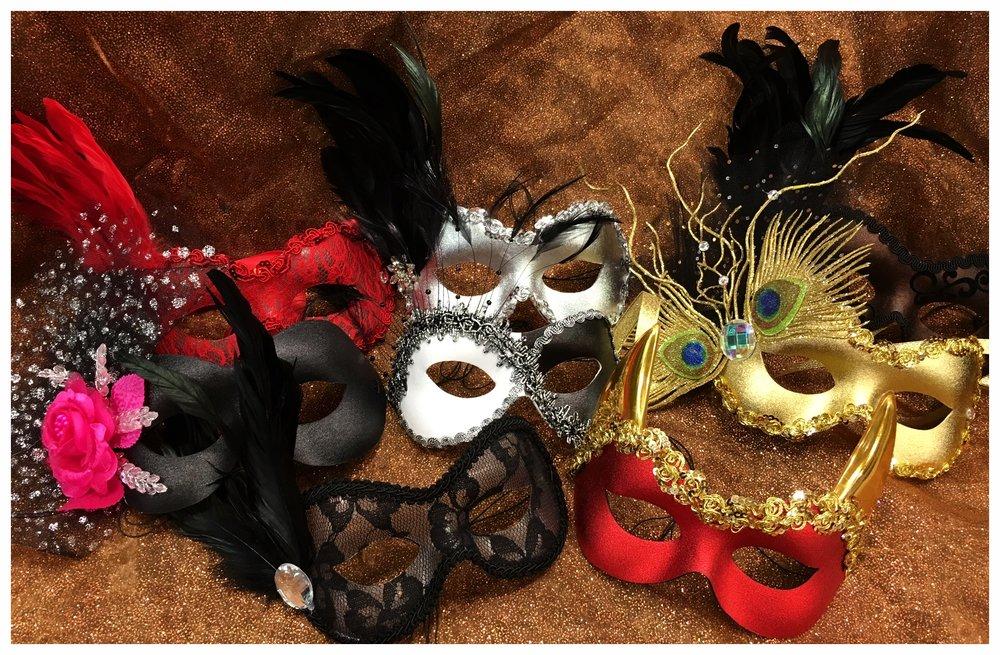 Halloween 2017 fancy masks 1.JPG