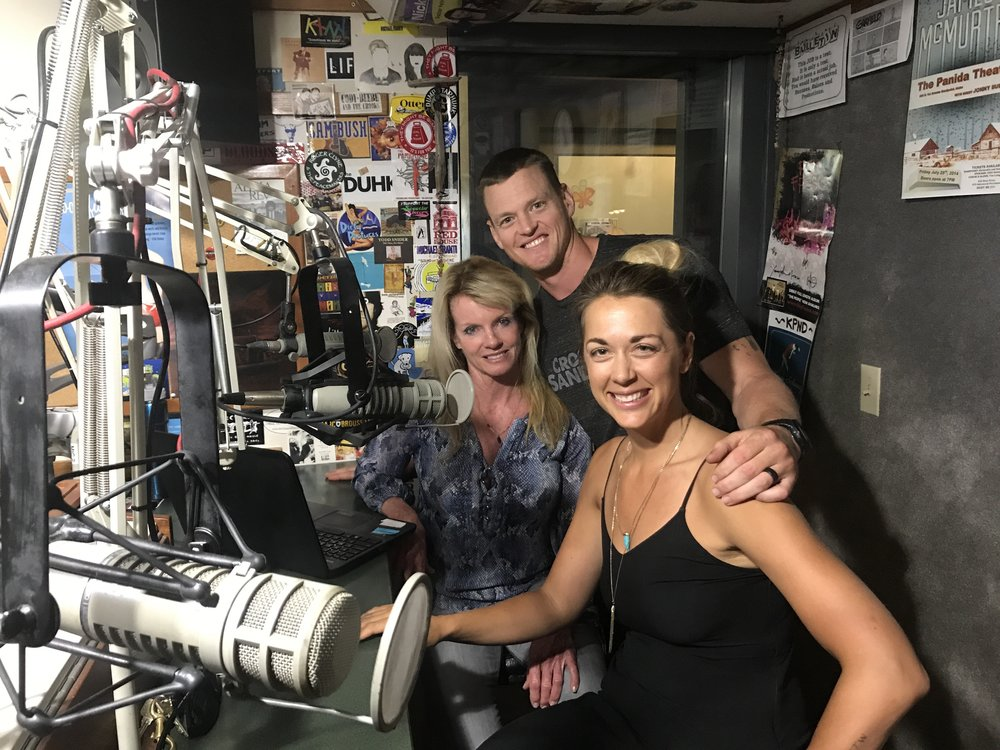 We had the pleasure of joining our mom/mother-in-law on her radio show to talk all about The Markwardt Method, how it evolved, how we work together as a couple and why we believe so passionately in what we do. Listen or download the link below!