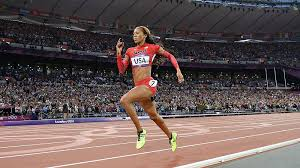 - Sanya Richards-Ross discusses her recruiting process. http://www.milesplit.com/articles/216105-sanya-richards-ross-on-the-recruiting-process