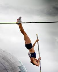 - I was speaking with the Pole Vault Coach at one of the nation's premiere NCAA I Track and Field programs today. And, though they have not yet started official practice, his vaulters are hard at work.