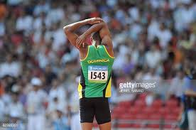 - Erison Hurtault is a two-time Olympian from Dominica who specialized in the 400 meters. In this video lesson for his classes in Dominica, Erison discusses how to set goals in all aspects of life and challenges his students to develop long term-goals.
