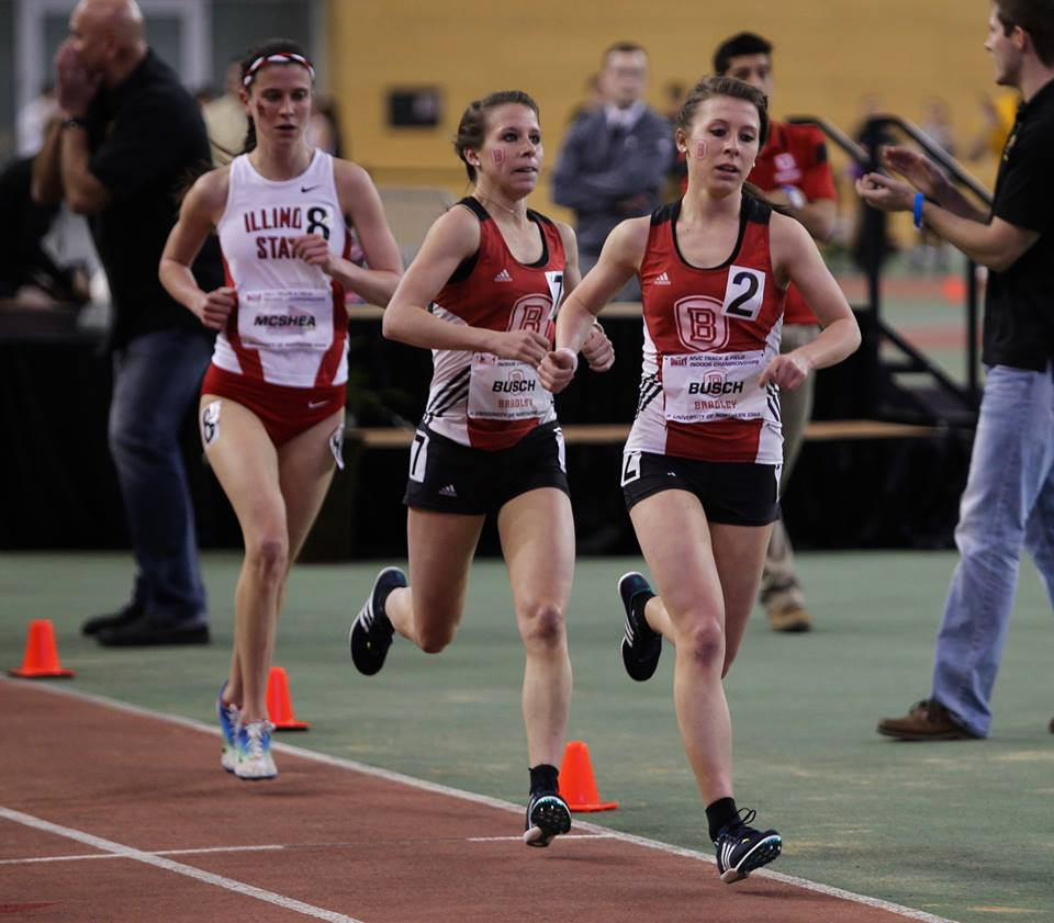 Caitlin Busch - 34:20 - 10000m, 1:18 HALF MARATHON