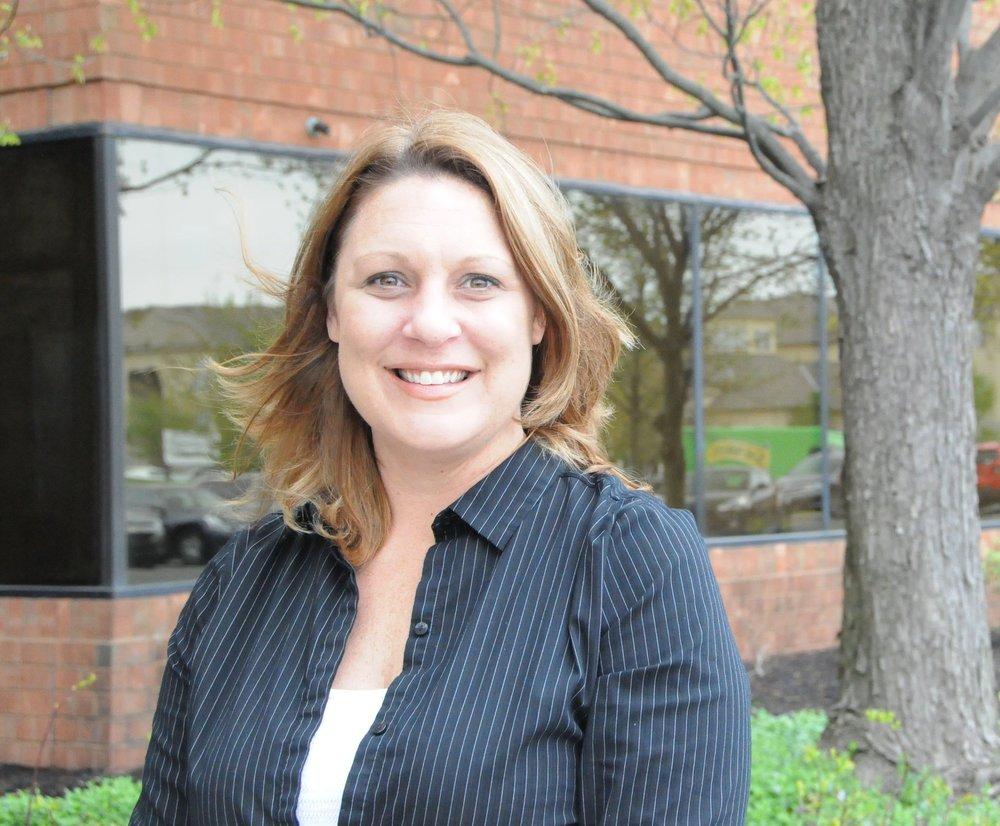 Becky Laird, Logistics Coordinator