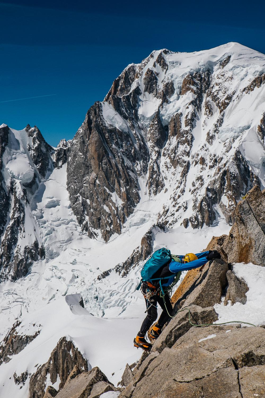 Simone Enei - Mountaineering 2