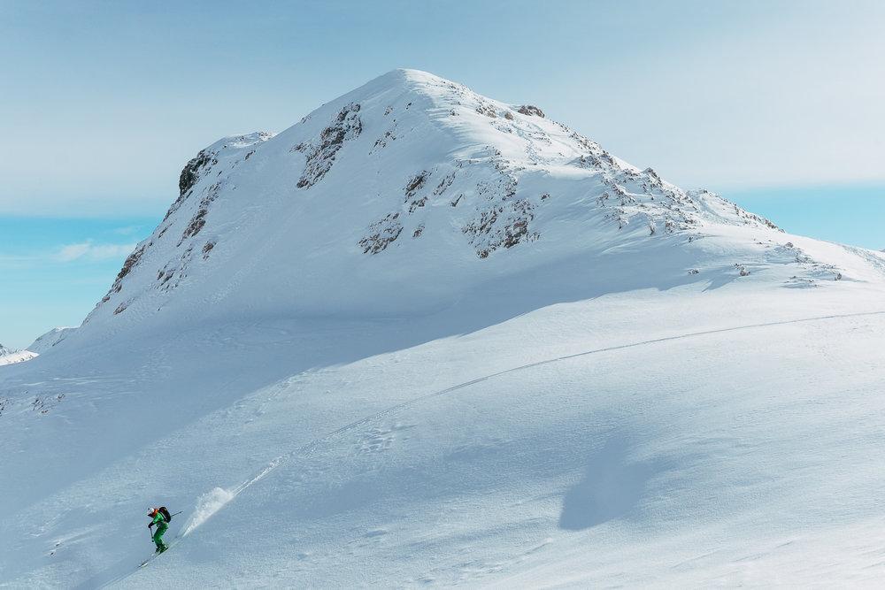 Simone Enei - Ski 1