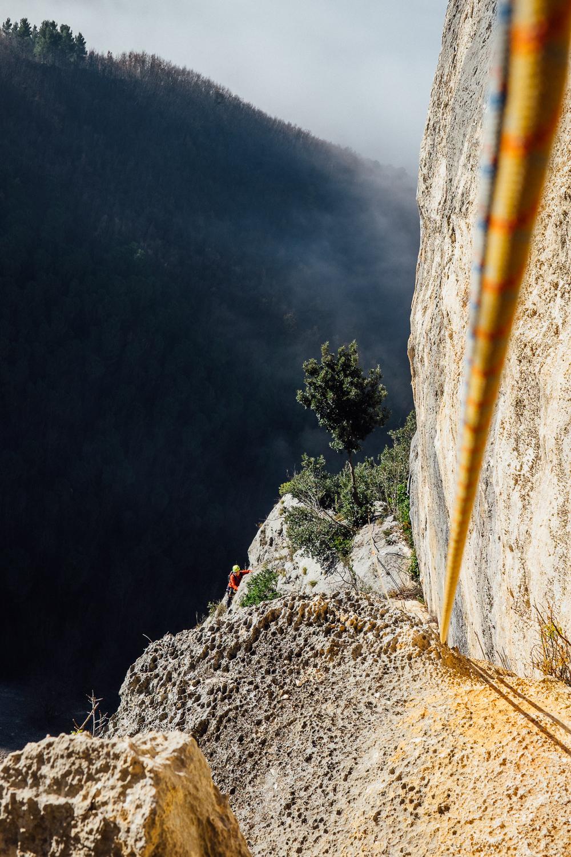 Simone Enei - Climbing 1